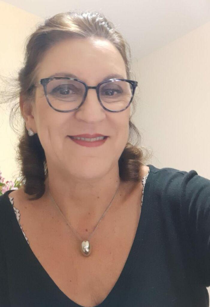 Isabel Baptista Presidente do Sindicato das secretárias e secretários Profissionais de do estado de São Paulo