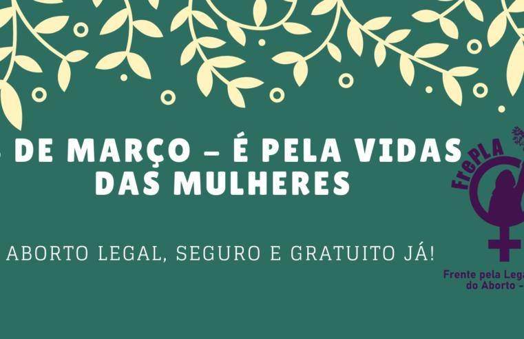 Carro do Óvulo estimula debate sobre aborto legal no Sul do Brasil
