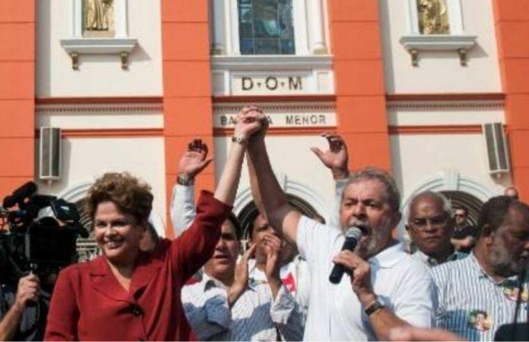 Lula volta ao jogo político; não esqueçamos do golpe machista contra Dilma