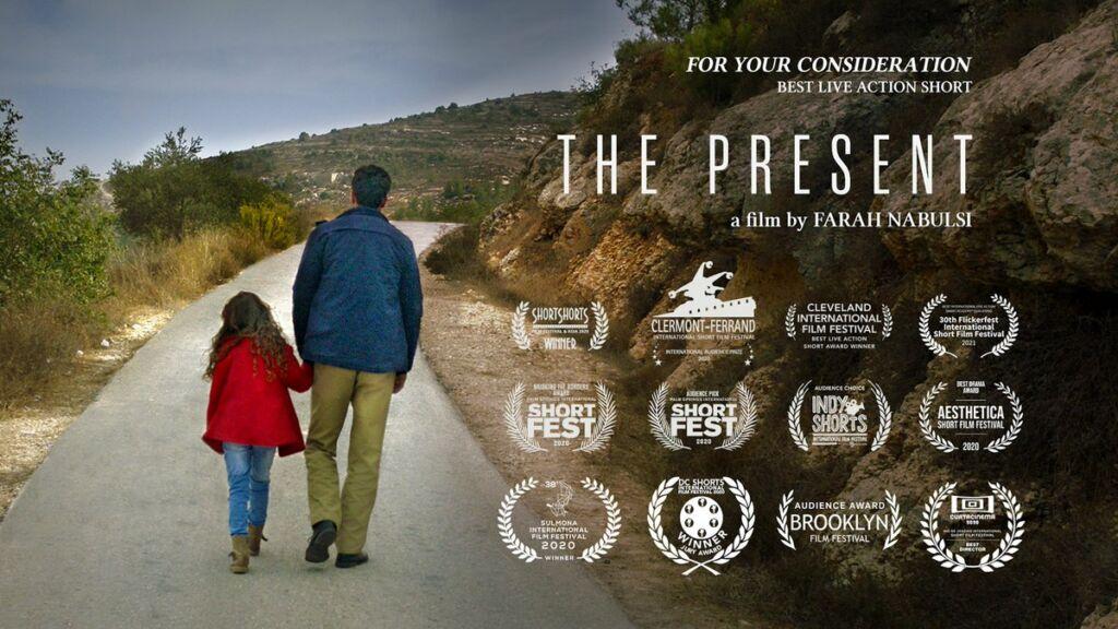 The Present leva ao Oscar realidade de palestinos sob ocupação militar israelense