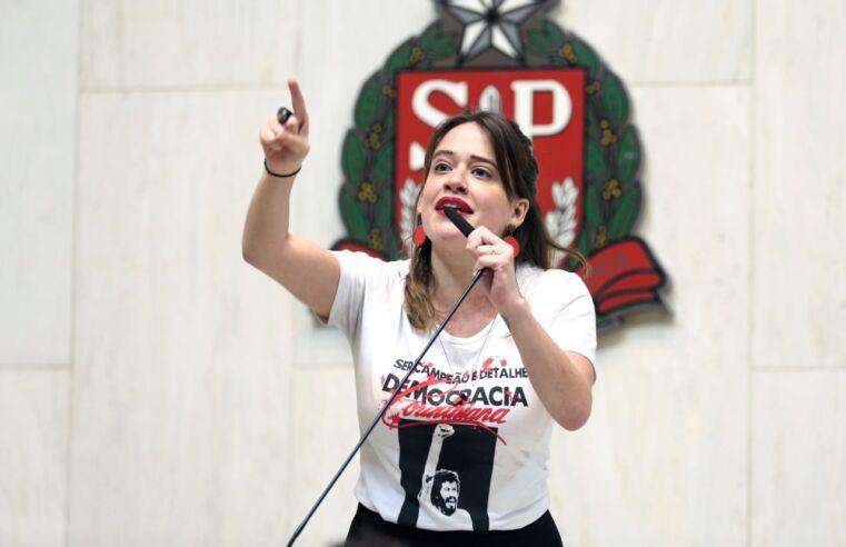 Bancada feminina do PSOL/SP denuncia exercício de mandato irregular de deputado afastado