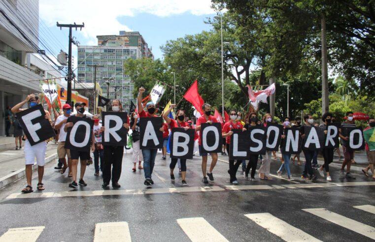 Fogo no parquinho: política crocante ao forno