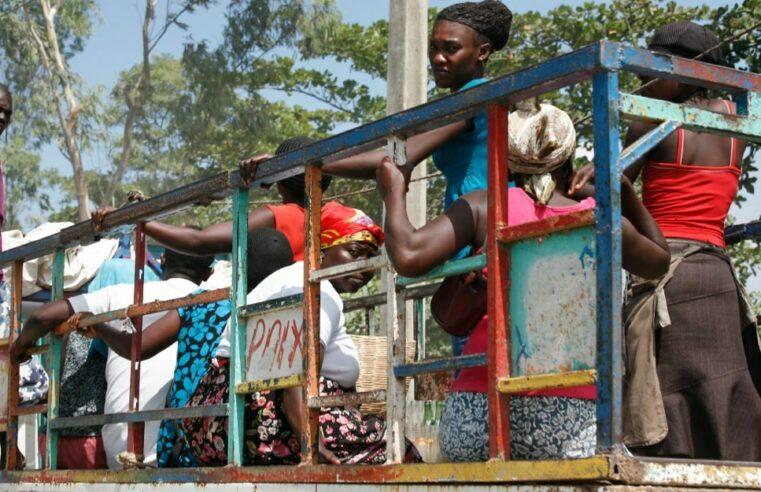 Haiti: revolução interrompida, tremores de terra e mulheres em risco