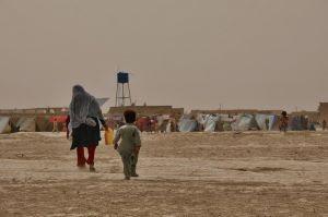 Mulheres e crianças são as principais vítimas do Talibã no Afeganistão